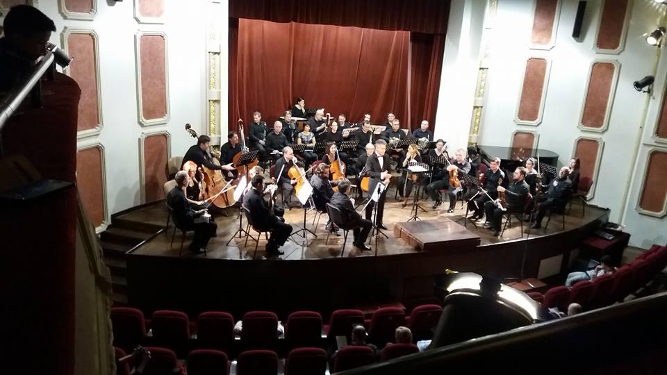 Orchestra de Cameră Unirea