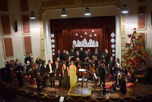 Concert de Crăciun @Orchestra de Cameră UNIREA