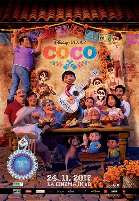 Coco (anul 2017) review